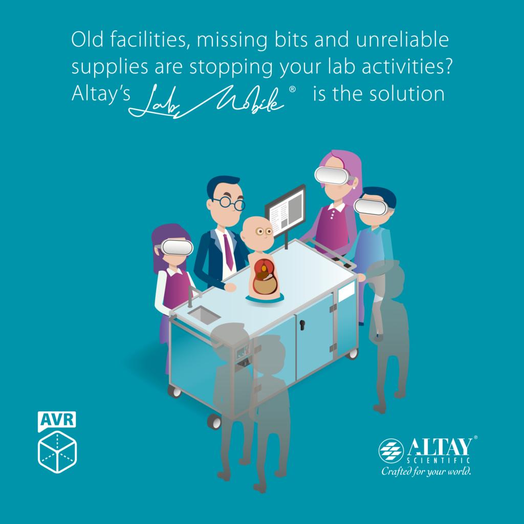 Lab-Mobile® Altay Scientific