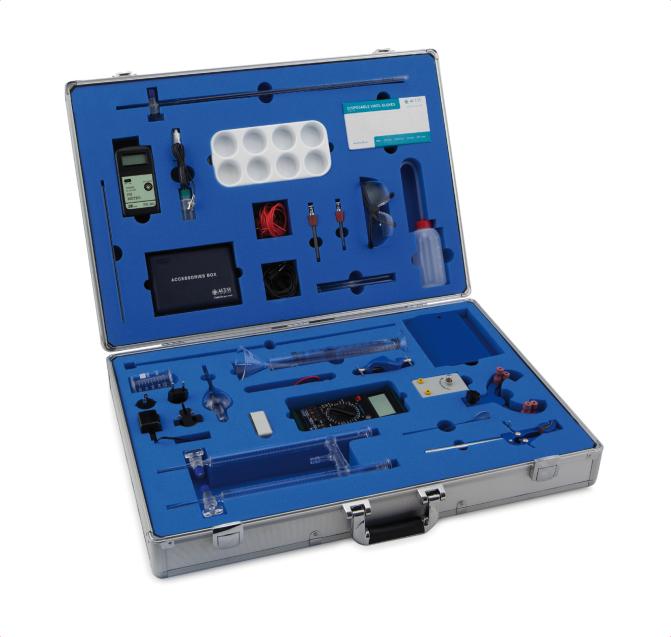 Electrochemistry Kit - code: 7620.01 rect