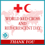 World Red Cross and Red Crescent Day!