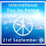 "International Day for Peace 2020: ""Shape Peace Togheter!"""