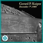 Birth anniversary: Gerard P. Kuiper