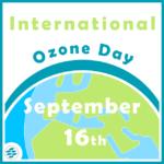 International Ozone Day 2020