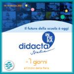 Appuntamento tra 7 giorni per Didacta online 2021!